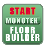 Start Monotek floor builder, simulalte my industrial floor