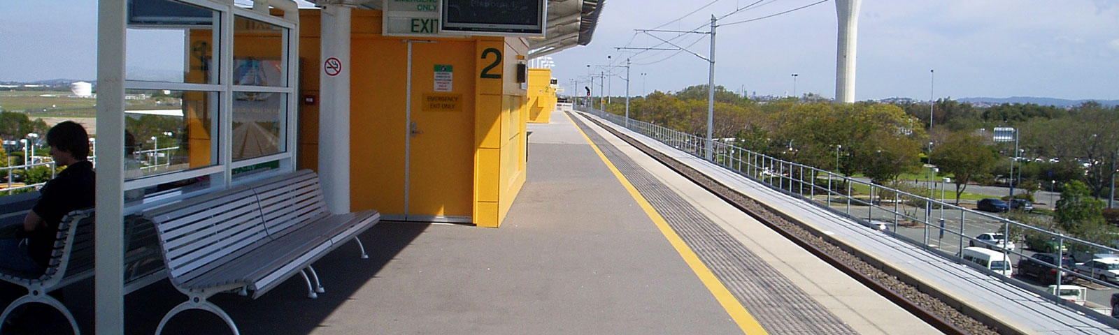 Train Station and Public Anti-Slip and Safety Floors