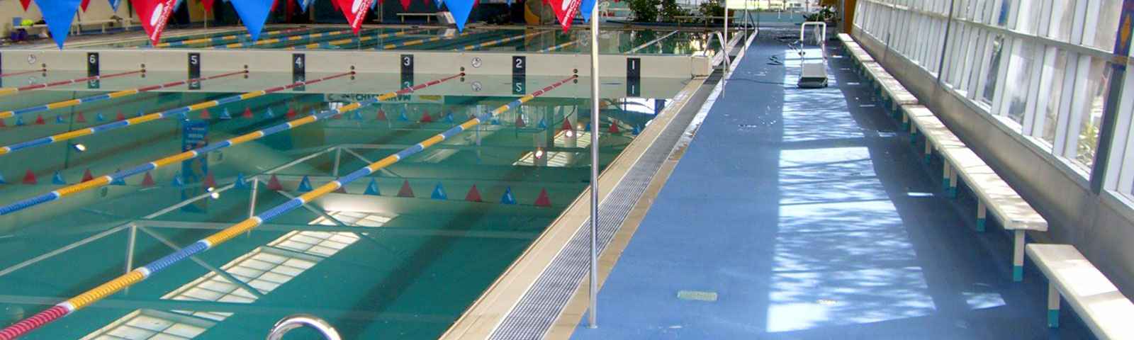 Aquatic and Recreation Centre Flooring